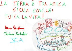 0015 STANZIALE Sant'Agnello Elena Giugliano e Martina Castaldo 5A Maestra MARZOCCHI Maria Antonia