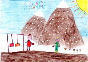 0026 STANZIALE NOSCHESE classe IV A - Giocando sulla neve 1